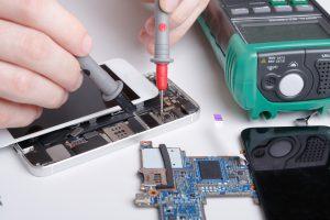 تعمیر انواع گوشی در کرج | تعمیرات موبایل | تکنیک تیم